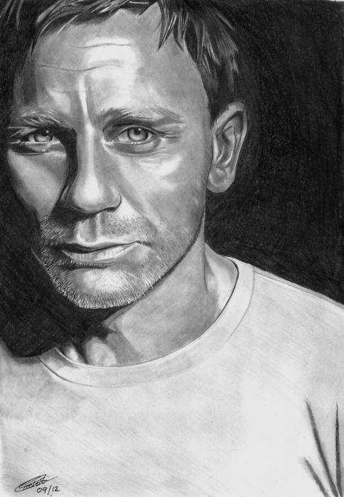 Daniel Craig by Fanfaron